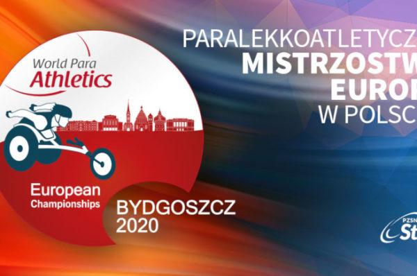 Paralekkoatletyczne Mistrzostwa Europy 2020 odbędą się w Polsce