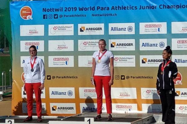 Polacy zdobyli 8 medali w szwajcarskim Nottwil