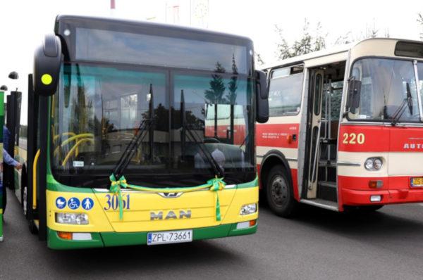 Police: 5 nowych autobusów niskopodłogowych