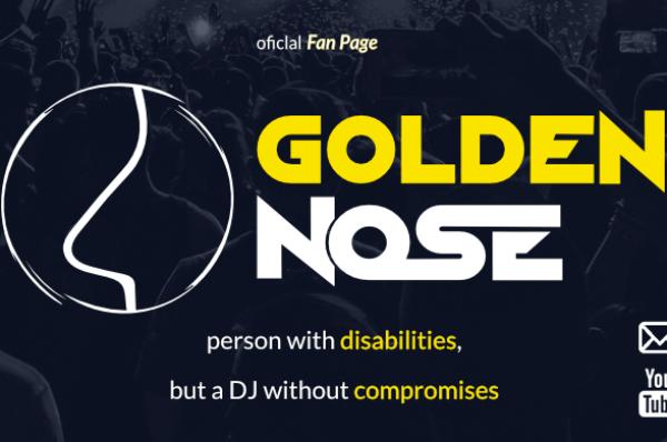 Niepełnosprawny DJ potrzebuje wsparcia