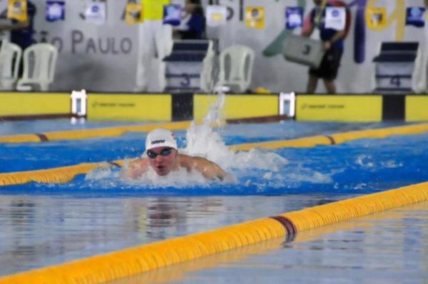 Sukces polskich niesłyszących pływaków w Brazylii