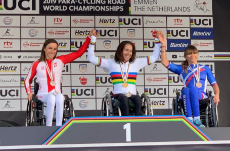 Parakolarze zdobyli 6 medali na MŚ w Emmen