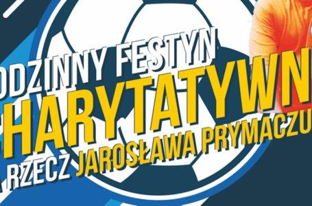 Police: w niedzielę odbędzie się festyn na rzecz Jarosława Prymaczuka