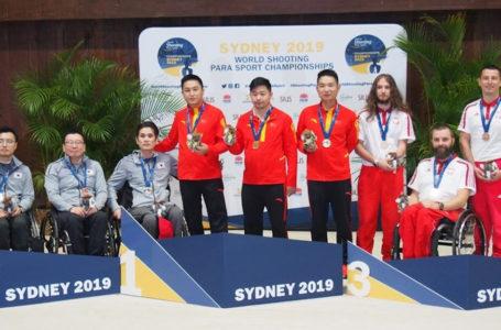 Trzy medale Polaków w parastrzelectwie sportowym na MŚ w Sydney