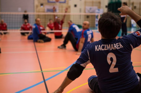 START Szczecin rekrutuje do sekcji siatkówki na siedząco