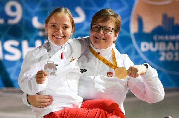 Dubaj: Dwa medale i rekord świata ostatniego dnia mistrzostw