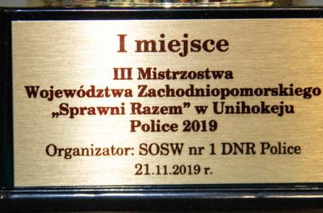 Police: odbyły się III Mistrzostwa Województwa Zachodniopomorskiego w Unihokeju