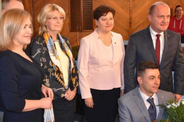 Szczecin: Krzysztof Lechniak honorowym Mecenasem Osób Niepełnosprawnych
