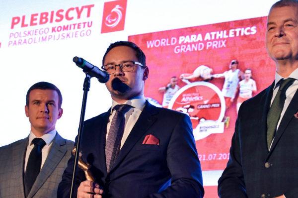 Rozstrzygnięto 1. Plebiscyt Polskiego Komitetu Paraolimpijskiego