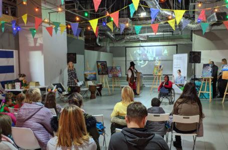 Szczecin: licytowano obrazy niepełnosprawnych