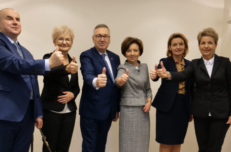 Niewidomy Paweł Wdówik wiceministrem i pełnomocnikiem ds. osób niepełnosprawnych