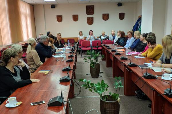 Police: PFRON prezentował zmiany w Programie Wyrównywania Różnic Między Regionami III