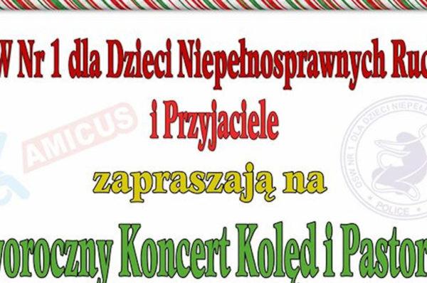 SOSW w Policach zaprasza na Noworoczny Koncert Kolęd i Pastorałek