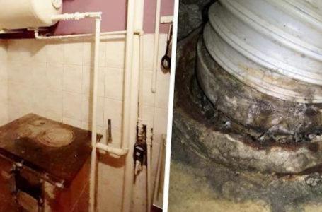 Mieszkanie rodziny Franciszka Siomkajły z Trzcianki to tykająca bomba