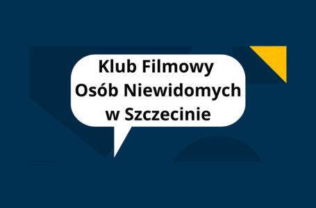 Szczecin: bezpłatne seanse filmów z audiodeskrypcją