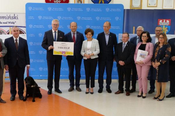 W podwarszawskiej Kobyłce powstanie Centrum Opiekuńczo-Mieszkalne dla osób niepełnosprawnych