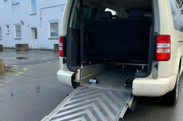 Od sierpnia w Szczecinie zamówisz taksówkę dla osób na wózku inwalidzkim