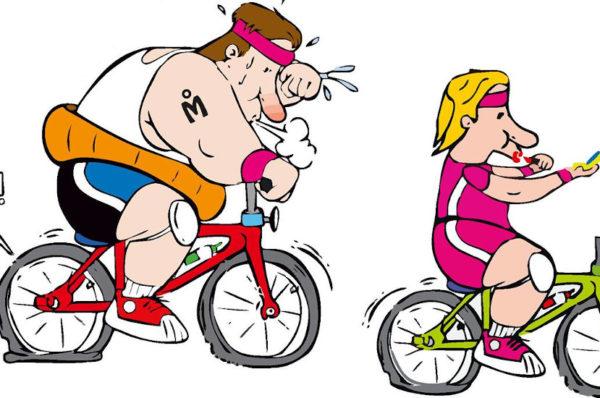 Za miesiąc Janusze i Grażyny wystartują w triathlonie