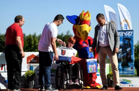Sukcesy szczecińskich sportowców w finale Paralekkoatletycznego Grand Prix Polski w Szczecinie