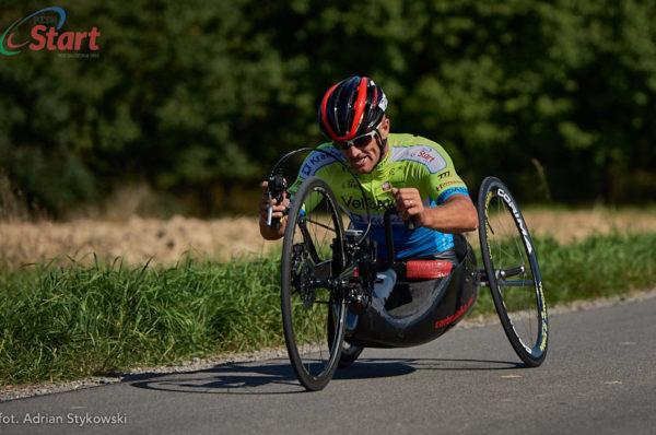 Zakończyły się XII mistrzostwa Polski w kolarstwie szosowym osób niepełnosprawnych