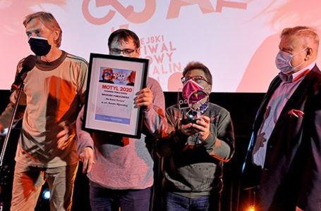 "Rozdano filmowe nagrody ""Motyle 2020"""