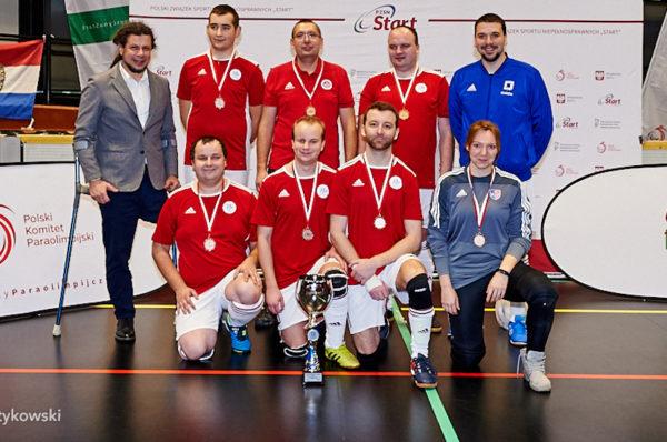 Wisła Kraków zwycięzcą Pucharu Polski w blind footballu
