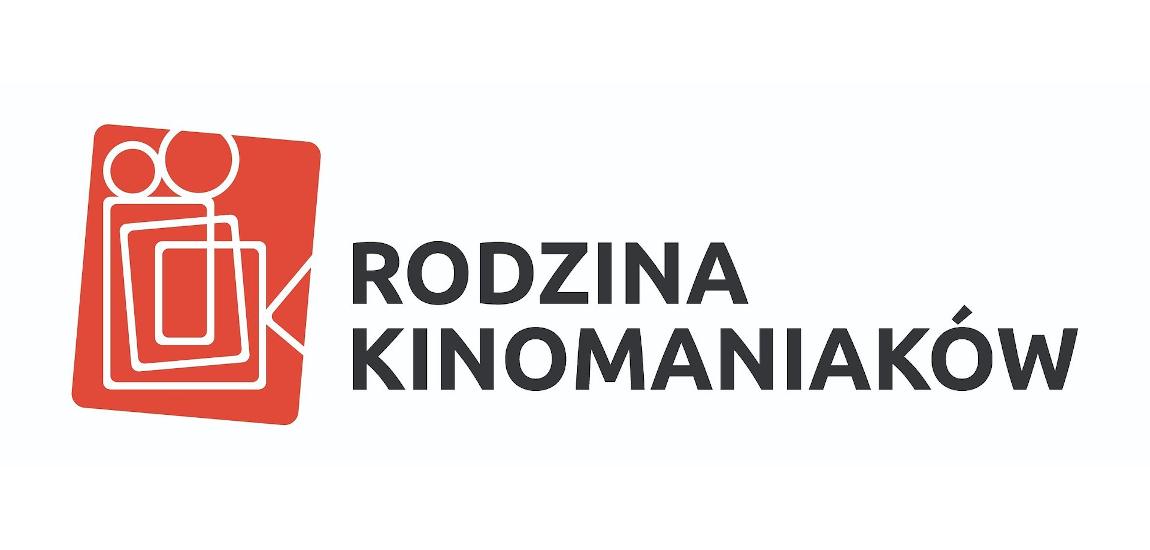 Logo projektu Rodzina Kinomaniaków
