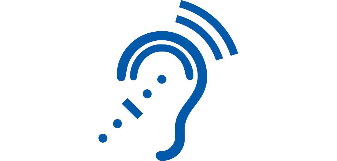 Symbol słuchu