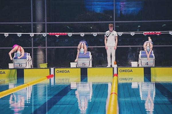 Znana niepełnosprawna pływaczka ogłosiła przerwę w karierze pływackiej