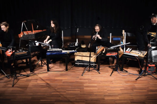 Wrocław: niewidomi i niesłyszący skomponowali utwór muzyczny