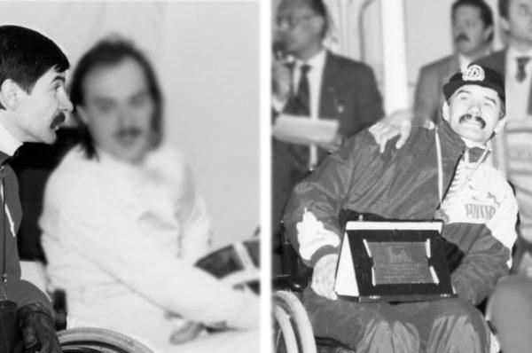Zmarł pierwszy polski szermierz na wózku
