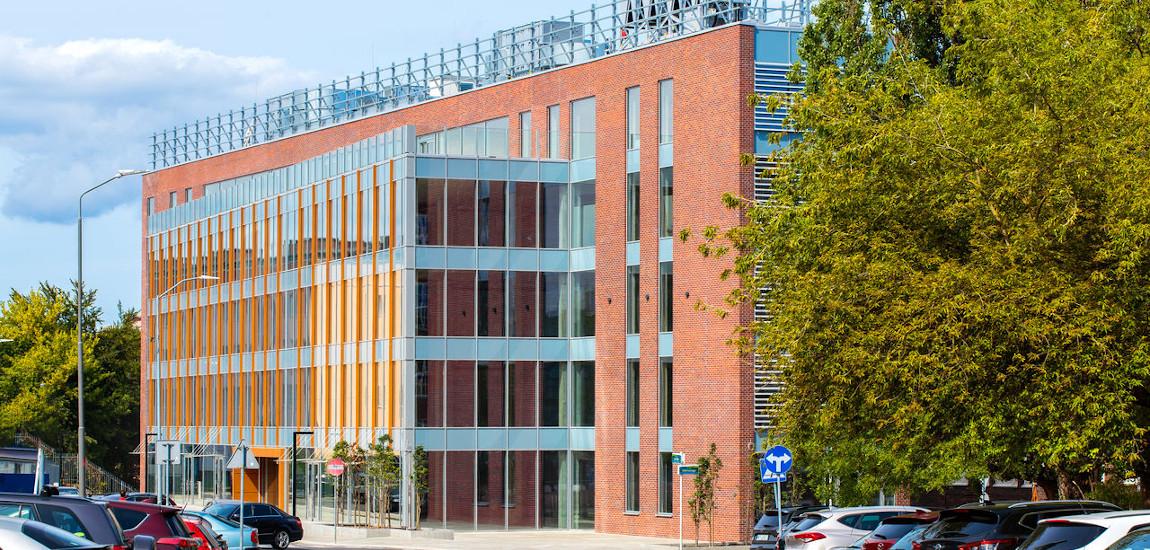 Nowa siedziba Państwowego Funduszu Rehabilitacji Osób Niepełnosprawnych w Szczecinie