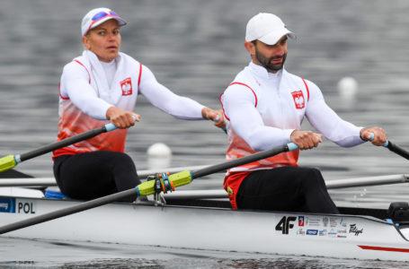 Jolanta Majka i Michał Gadowski na 4 miejscu wioślarskich mistrzostw Europy
