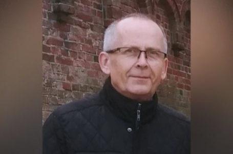 Krzysztof Niedźwiedzki z Cedyni miał udar. Potrzebuje wsparcia