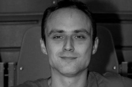 Zmarł koszykarz na wózku Krzysztof Zieliński