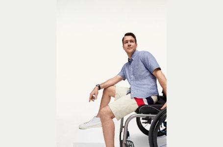 Marka Tommy Hilfiger zaprezentowała nową kolekcję ubrań dla osób z niepełnosprawnościami