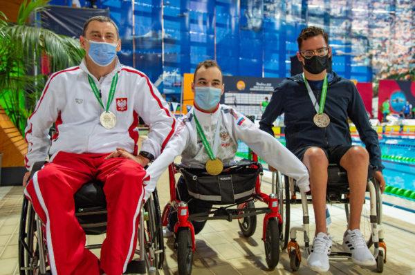 ME w pływaniu: kolejne medale dla Polaków