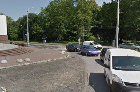 Szczecin: betonowe półkule znikną z chodników