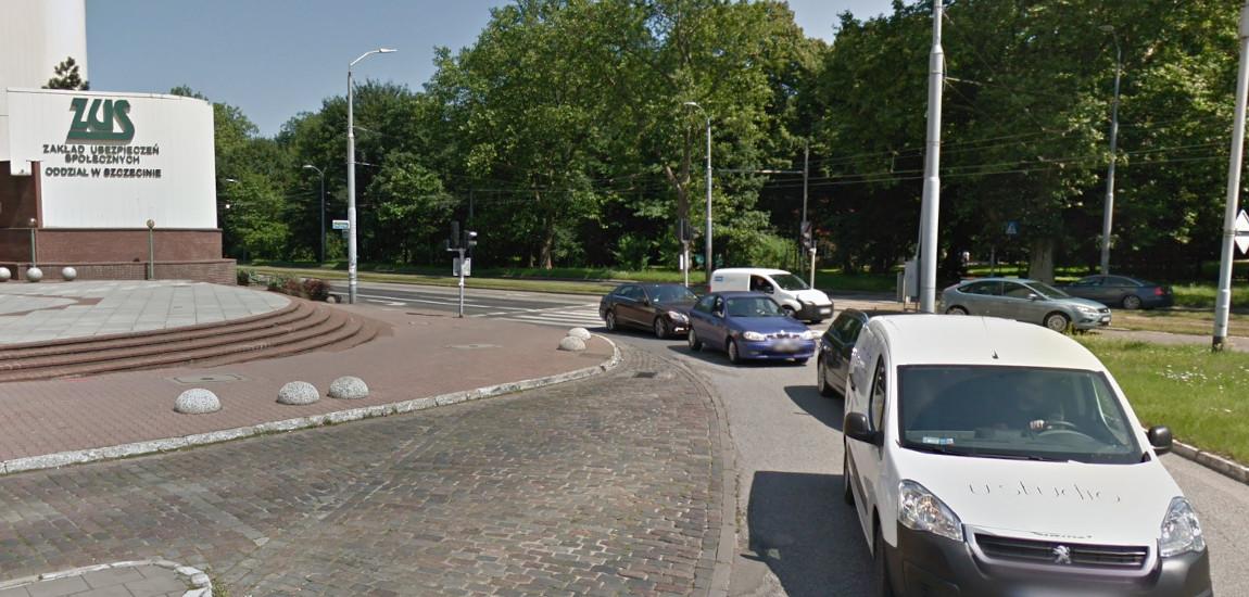 Plac Rodła w Szczecinie