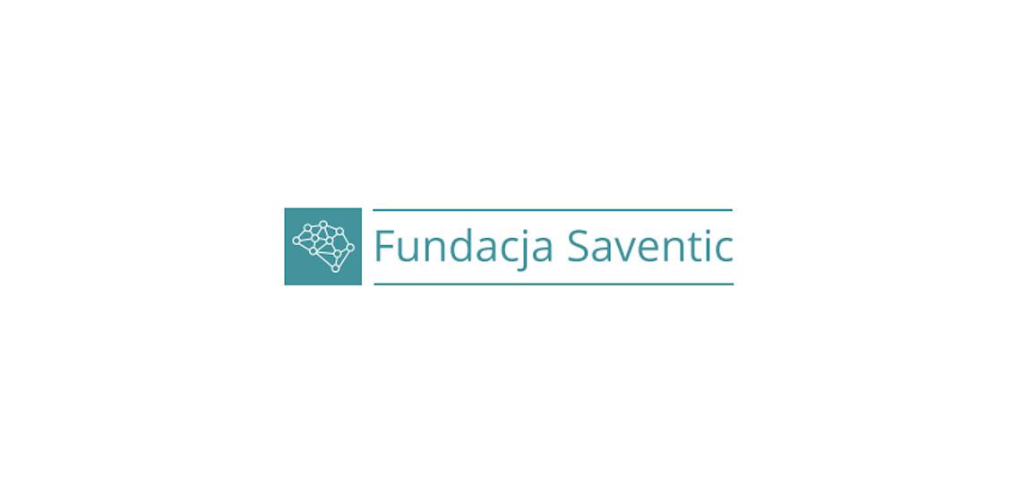 logo fundacji Saventic