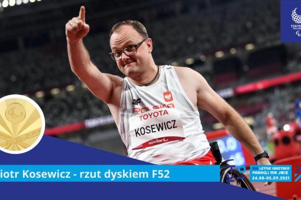 """""""Złota niedziela"""" dla Polaków w Tokio"""