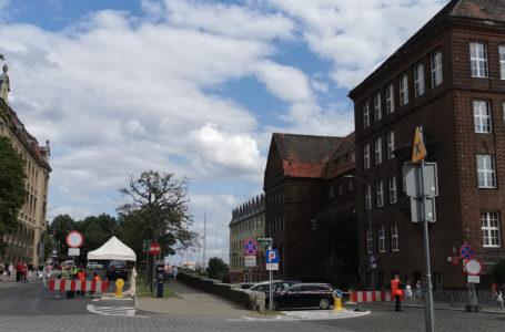 Szczecin: problemy z parkowaniem osób niepełnosprawnych podczas Żagli 2021