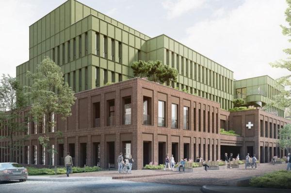 Poznański szpital ortopedyczny będzie rozbudowany