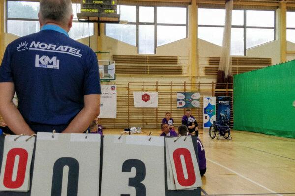 Police: w weekend odbędzie się Turniej Mistrzostw Polski w Piłce Siatkowej na Siedząco