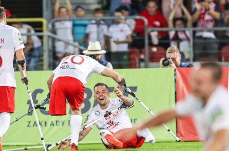 Dobry początek Polaków na ampfutbolowym Euro 2021 w Krakowie!