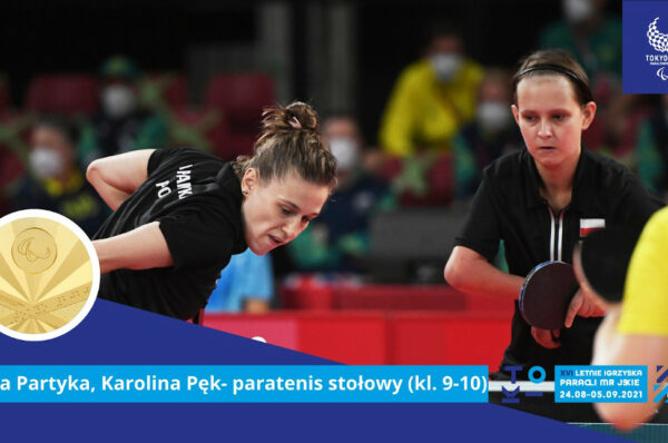 Kolejne trzy medale dla Polski, w tym dwa złote!