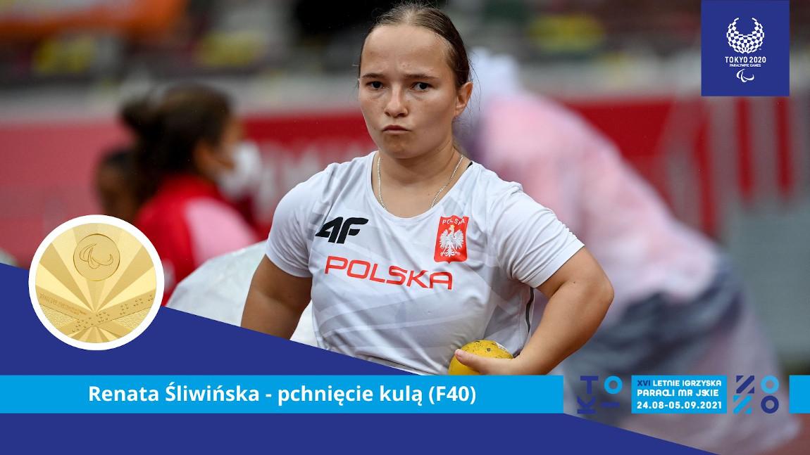 Renata Śliwińska przygotowuje się do próby