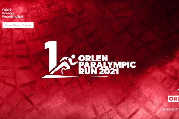 W niedzielę odbędzie się 1. Orlen Paralympic Run 2021