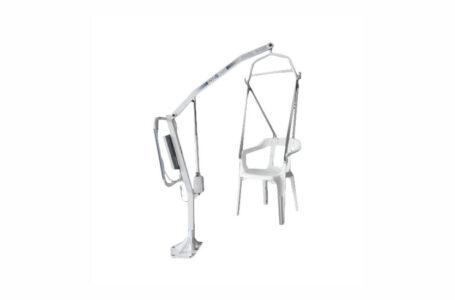 Podnośnik basenowy dla niepełnosprawnych. Dla lepszego komfortu życia i bezpieczeństwa