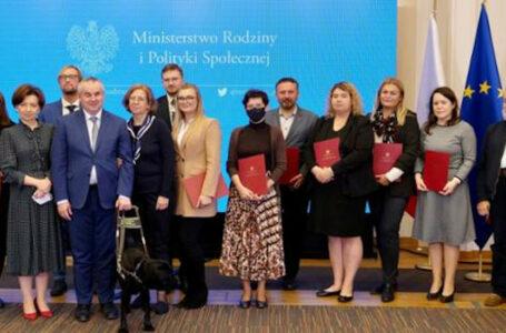 Ministerstwo powołało Polską Radę Języka Migowego